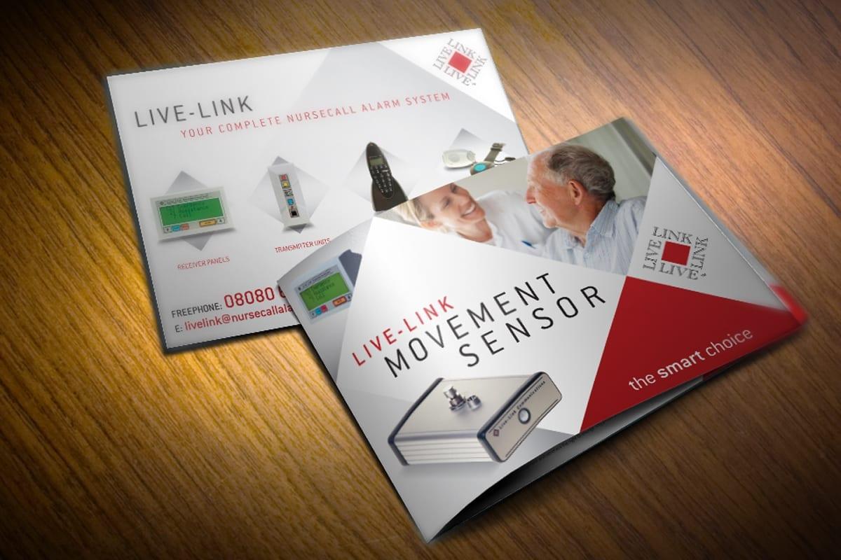 livelink front brochure