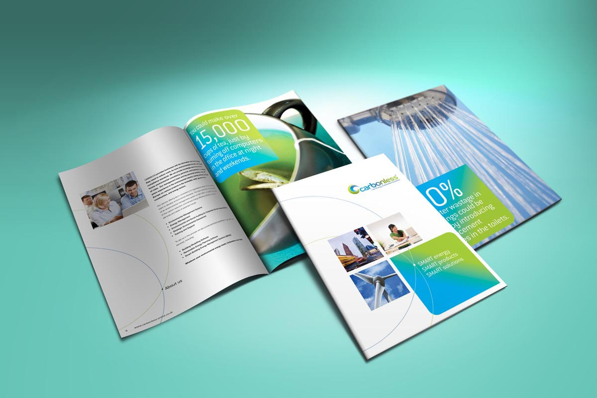 Carbonless-brochure