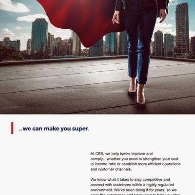 Digital marketing for Edinburgh based CBS Consulting.